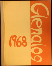 1968 Edition, Glen Ridge High School - Glenalog Yearbook (Glen Ridge, NJ)