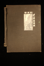 1937 Edition, Battin High School - Red and White Yearbook (Elizabeth, NJ)