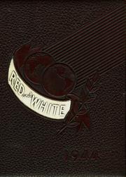 1944 Edition, Battin High School - Red and White Yearbook (Elizabeth, NJ)