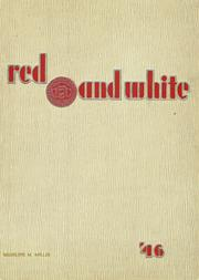 1946 Edition, Battin High School - Red and White Yearbook (Elizabeth, NJ)