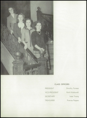 Page 16, 1946 Edition, Battin High School - Red and White Yearbook (Elizabeth, NJ) online yearbook collection