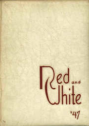 1947 Edition, Battin High School - Red and White Yearbook (Elizabeth, NJ)