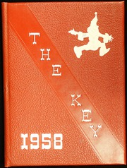 1958 Edition, Keyport High School - Key Yearbook (Keyport, NJ)