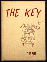 Page 1, 1959 Edition, Keyport High School - Key Yearbook (Keyport, NJ) online yearbook collection