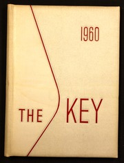 1960 Edition, Keyport High School - Key Yearbook (Keyport, NJ)