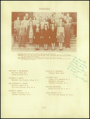 Page 10, 1945 Edition, Chatham High School - Chatter Yearbook (Chatham, NJ) online yearbook collection