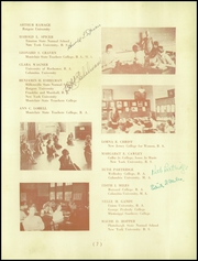 Page 11, 1945 Edition, Chatham High School - Chatter Yearbook (Chatham, NJ) online yearbook collection