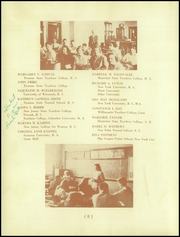Page 12, 1945 Edition, Chatham High School - Chatter Yearbook (Chatham, NJ) online yearbook collection