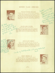 Page 13, 1945 Edition, Chatham High School - Chatter Yearbook (Chatham, NJ) online yearbook collection
