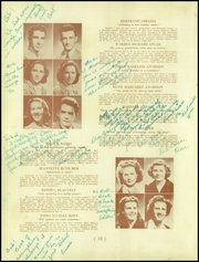 Page 14, 1945 Edition, Chatham High School - Chatter Yearbook (Chatham, NJ) online yearbook collection