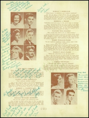Page 16, 1945 Edition, Chatham High School - Chatter Yearbook (Chatham, NJ) online yearbook collection