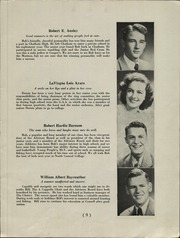 Page 11, 1946 Edition, Chatham High School - Chatter Yearbook (Chatham, NJ) online yearbook collection