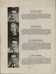 Page 16, 1946 Edition, Chatham High School - Chatter Yearbook (Chatham, NJ) online yearbook collection