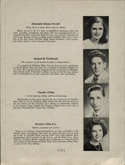 Page 17, 1946 Edition, Chatham High School - Chatter Yearbook (Chatham, NJ) online yearbook collection