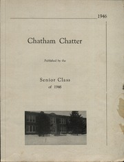 Page 3, 1946 Edition, Chatham High School - Chatter Yearbook (Chatham, NJ) online yearbook collection