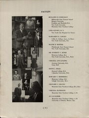 Page 6, 1946 Edition, Chatham High School - Chatter Yearbook (Chatham, NJ) online yearbook collection