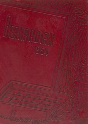 1954 Edition, Bernards High School - Bernardian Yearbook (Bernardsville, NJ)