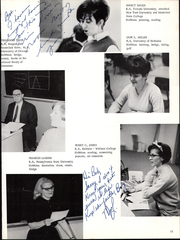 Page 17, 1968 Edition, Bernards High School - Bernardian Yearbook (Bernardsville, NJ) online yearbook collection