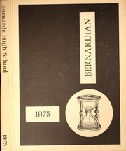 1975 Edition, Bernards High School - Bernardian Yearbook (Bernardsville, NJ)