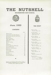 Page 7, 1933 Edition, Moorestown Senior High School - Nutshell Yearbook (Moorestown, NJ) online yearbook collection