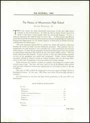 Page 15, 1935 Edition, Moorestown Senior High School - Nutshell Yearbook (Moorestown, NJ) online yearbook collection