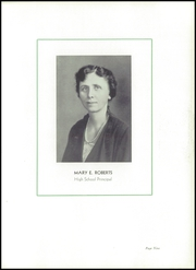 Page 13, 1936 Edition, Moorestown Senior High School - Nutshell Yearbook (Moorestown, NJ) online yearbook collection