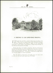 Page 14, 1936 Edition, Moorestown Senior High School - Nutshell Yearbook (Moorestown, NJ) online yearbook collection