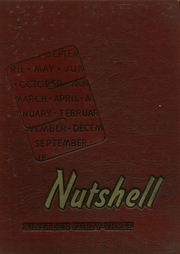 Moorestown Senior High School - Nutshell Yearbook (Moorestown, NJ) online yearbook collection, 1943 Edition, Page 1