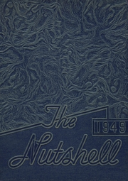 Moorestown Senior High School - Nutshell Yearbook (Moorestown, NJ) online yearbook collection, 1949 Edition, Page 1