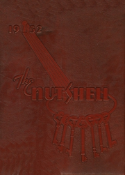 1952 Edition, Moorestown Senior High School - Nutshell Yearbook (Moorestown, NJ)