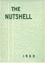 1953 Edition, Moorestown Senior High School - Nutshell Yearbook (Moorestown, NJ)