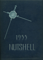 1955 Edition, Moorestown Senior High School - Nutshell Yearbook (Moorestown, NJ)