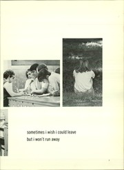 Page 11, 1972 Edition, Moorestown Senior High School - Nutshell Yearbook (Moorestown, NJ) online yearbook collection