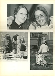 Page 10, 1974 Edition, Moorestown Senior High School - Nutshell Yearbook (Moorestown, NJ) online yearbook collection