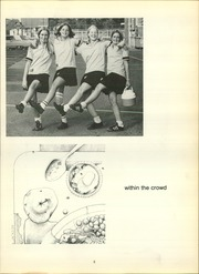 Page 9, 1974 Edition, Moorestown Senior High School - Nutshell Yearbook (Moorestown, NJ) online yearbook collection