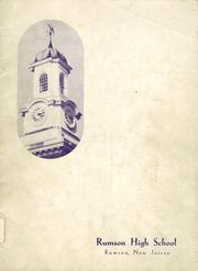 1945 Edition, Rumson Fair Haven Regional High School - Tower Yearbook (Rumson, NJ)