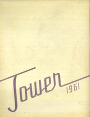 1961 Edition, Rumson Fair Haven Regional High School - Tower Yearbook (Rumson, NJ)