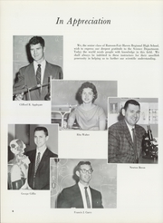 Page 10, 1961 Edition, Rumson Fair Haven Regional High School - Tower Yearbook (Rumson, NJ) online yearbook collection