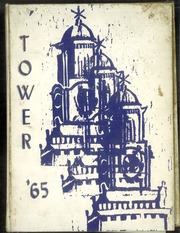 1965 Edition, Rumson Fair Haven Regional High School - Tower Yearbook (Rumson, NJ)