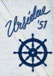 Page 1, 1951 Edition, Hawthorne High School - Ursidae Yearbook (Hawthorne, NJ) online yearbook collection