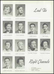 Page 11, 1951 Edition, Hawthorne High School - Ursidae Yearbook (Hawthorne, NJ) online yearbook collection
