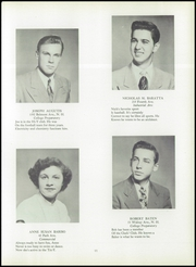 Page 15, 1951 Edition, Hawthorne High School - Ursidae Yearbook (Hawthorne, NJ) online yearbook collection