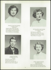 Page 16, 1951 Edition, Hawthorne High School - Ursidae Yearbook (Hawthorne, NJ) online yearbook collection