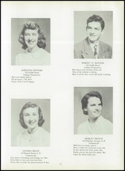 Page 17, 1951 Edition, Hawthorne High School - Ursidae Yearbook (Hawthorne, NJ) online yearbook collection