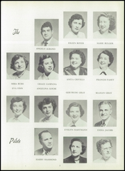 Page 9, 1951 Edition, Hawthorne High School - Ursidae Yearbook (Hawthorne, NJ) online yearbook collection