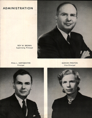 Page 11, 1946 Edition, Bergenfield High school - Cross Roads Yearbook (Bergenfield, NJ) online yearbook collection