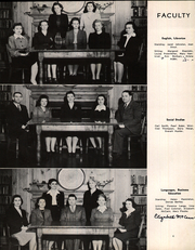 Page 12, 1946 Edition, Bergenfield High school - Cross Roads Yearbook (Bergenfield, NJ) online yearbook collection