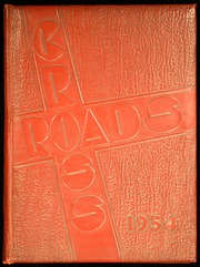 1954 Edition, Bergenfield High school - Cross Roads Yearbook (Bergenfield, NJ)
