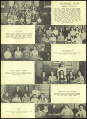 Page 10, 1955 Edition, Bergenfield High school - Cross Roads Yearbook (Bergenfield, NJ) online yearbook collection