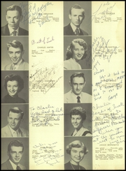 Page 12, 1955 Edition, Bergenfield High school - Cross Roads Yearbook (Bergenfield, NJ) online yearbook collection